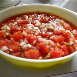 D's Famous Salsa recipe