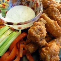 Restaurant-Style Buffalo Chicken Wings recipe