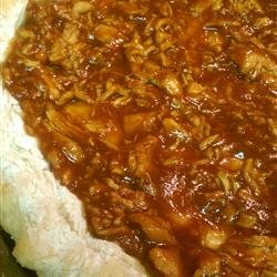 Becki's Oven Barbecue Chicken recipe