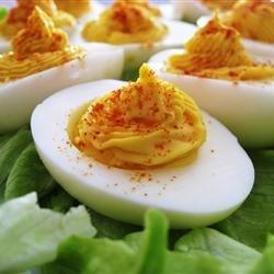 Deviled Eggs II recipe
