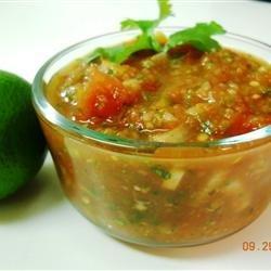Fresh Salsa I recipe