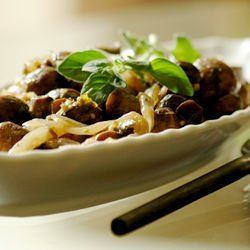 Marinated Mushrooms II recipe