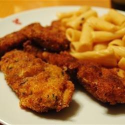 Fried Chicken Tenders recipe