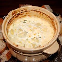 Hot Artichoke Dip recipe