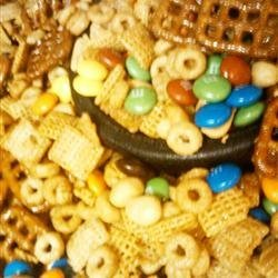 Sweet Party Mix recipe