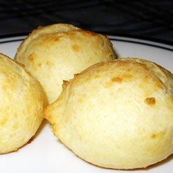 Parmesan Puffs recipe
