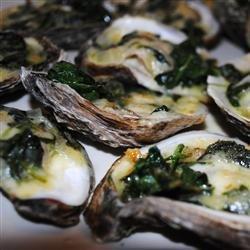Rockin' Oysters Rockefeller recipe