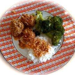 Porcupine Meatballs II recipe