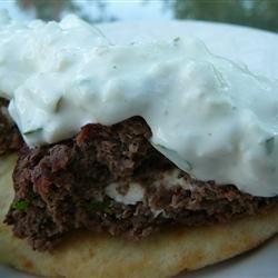 Yia Yia's Tzatziki Sauce recipe