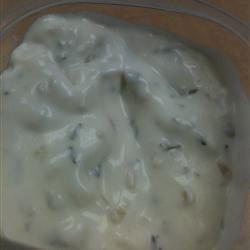 Blue Cheese Dressing recipe