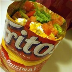 Taco in a Bag recipe