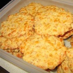 Cheese Crispies recipe