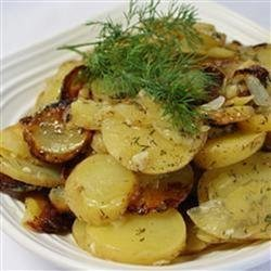 Scalloped Potatoes for the BBQ recipe