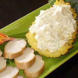 World's Best Cream Cheese and Pineapple Dip recipe
