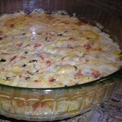 Caesar Hot Artichoke Dip recipe