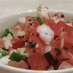 Fresh Salsa II recipe