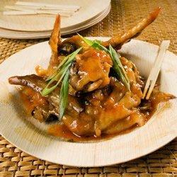 Thai Chicken Wings recipe