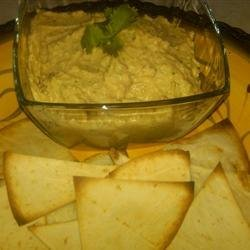 Robin's Best Ever Hummus recipe