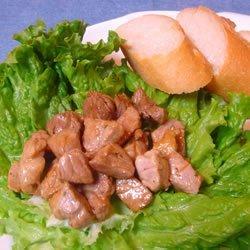 Pork in Olive Oil Marinade recipe