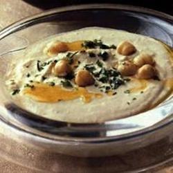Hummus IV recipe