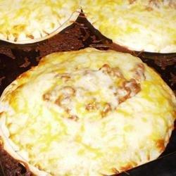 Mexican Pizza II recipe
