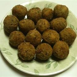 Scrumptious Sauerkraut Balls recipe