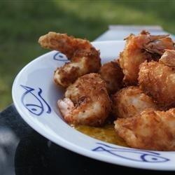Coconut Shrimp II recipe