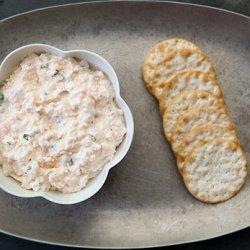 Shrimp Cream Cheese Spread recipe