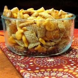 Grandma Jensen's Nuts and Bolts recipe