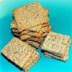 NY Style Rye Crackers recipe