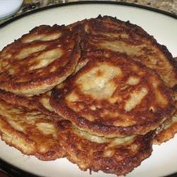 Potato Latkes II recipe