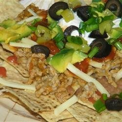 Super Nachos recipe