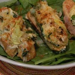 Chef John's Hot Spinach Artichoke Dip recipe