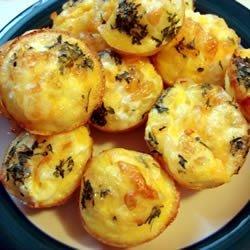 Jalapeno Pie Mini Tarts recipe
