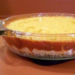 Taco Pie II recipe
