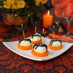 Festive Olive Cheese Ball recipe