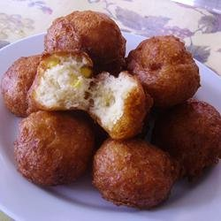 Buttermilk Corn Fritters recipe