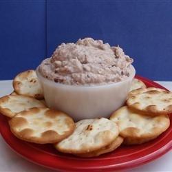 Black Bean Hummus with Tahini recipe