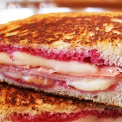 Hot Raspberry Spread recipe