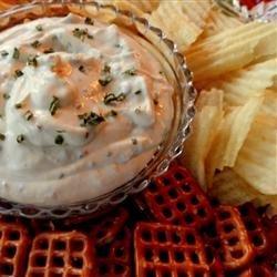 Ultra Easy Cream Cheese Dip recipe