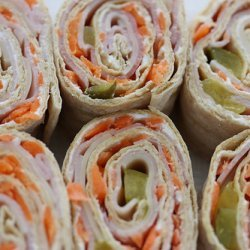 Ham Roll Ups I recipe