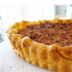 Pecan Pumpkin Pie I recipe
