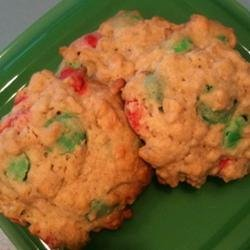 Oatmeal MM Cookies recipe