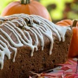 Harvest Loaf Cake recipe