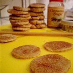 Cut-Out Cookies Made with Oat Flour recipe