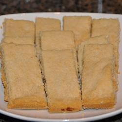 Shortbread Cookies IV recipe