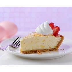 Strawberry Pina Colada Pie recipe