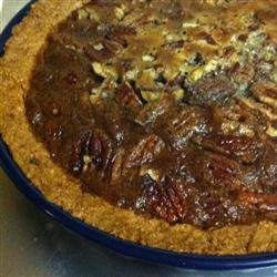 Chocolate Pecan Pie II recipe