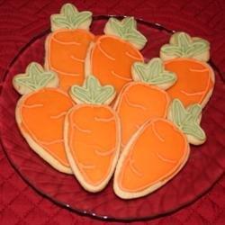 Sugar Cookies II recipe
