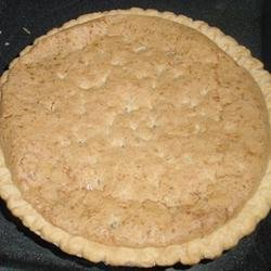 Chocolate Chip Pie IV recipe